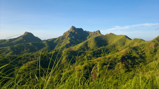 We Survived Mt. Batulao